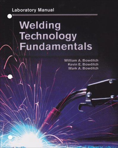 9781590704066: Welding Technology Fundamentals, Lab Manual