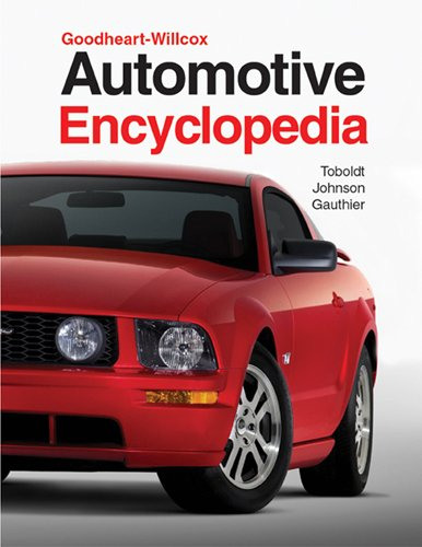 9781590704226: Automotive Encyclopedia (Goodheart-Willcox Automotive Encyclopedia)