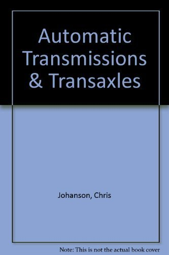 9781590704271: Automatic Transmissions and Transaxles Workbook