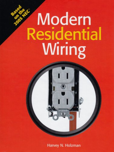 9781590704431: Modern Residential Wiring: Based on the 2005 NEC
