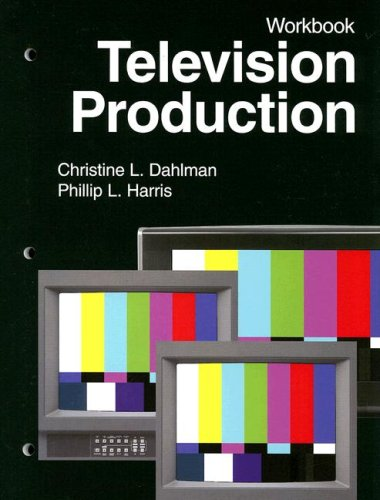 9781590704554: Television Production, Workbook