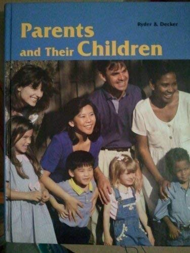 9781590705391: Parents and Their Children