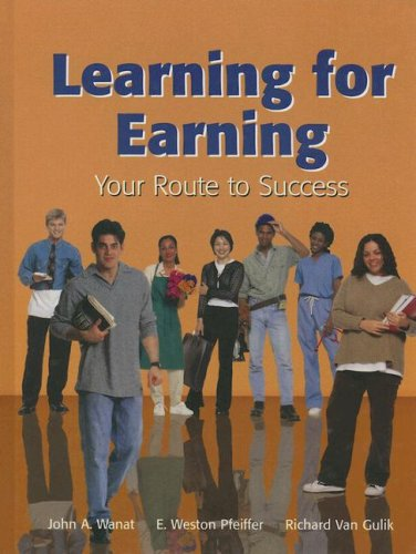 9781590705513: Learning for Earning: Your Route to Success