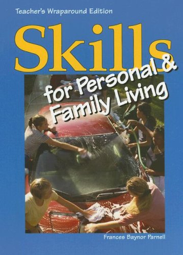 9781590705681: Skills for Personal & Family Living