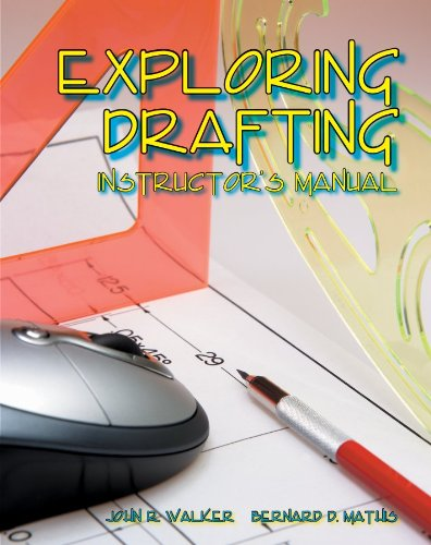 9781590705780: Exploring Drafting, Instructor's Manual