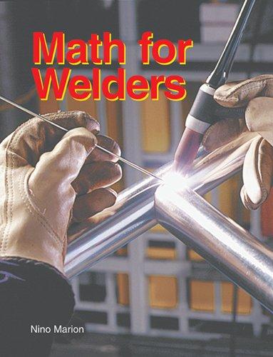 9781590705834: Math For Welders