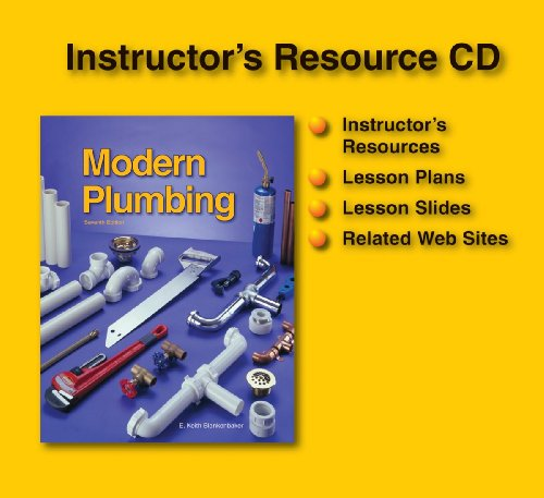 9781590705940: Modern Plumbing Teacher Resource CD-ROM