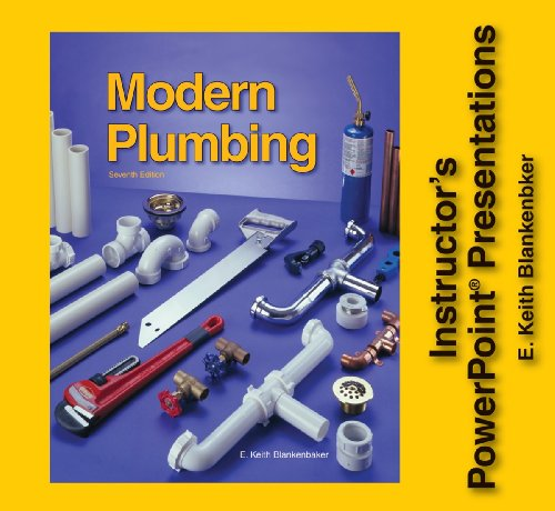 9781590705957: Modern Plumbing Instructor's PowerPoint Presentations - Individual License