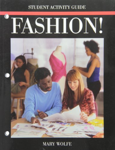 9781590706305: Fashion! Student Activity Guide
