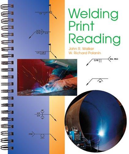 9781590706428: Welding Print Reading