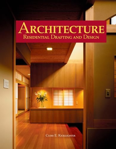 9781590706992: Architecture: Residential Drafting and Design