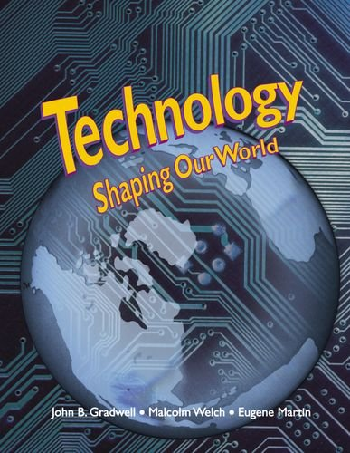 9781590707067: Technology Shaping Our World