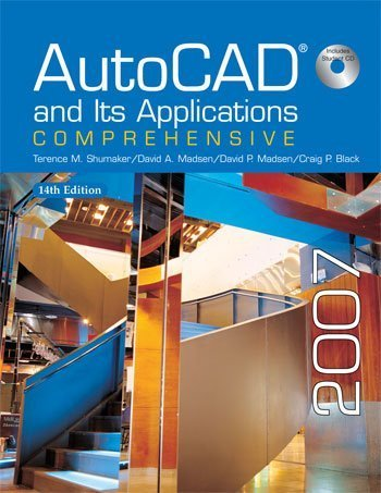 9781590707609: AutoCAD and Its Applications: Comprehensive