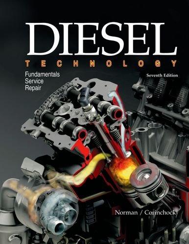 9781590707708: Diesel Technology: Fundamentals, Service, Repair
