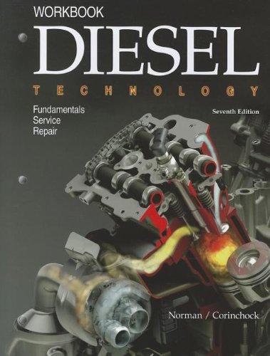 9781590707715: Diesel Technology (Workbook)