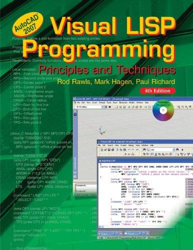 9781590708101: Visual Lisp Programming: Principles and Techniques