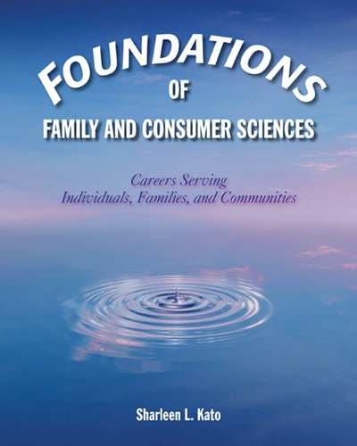 9781590708125: Foundations of Family and Consumer Sciences: Careers Serving Individuals, Families, and Communities