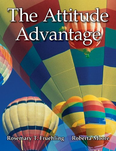 9781590708552: The Attitude Advantage