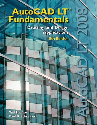 9781590708712: Autocad Lt Fundamentals 2008 Textbook