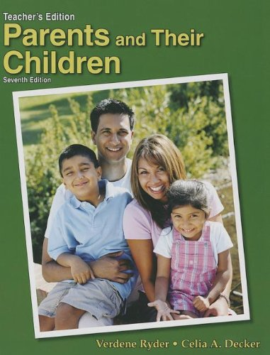 9781590709276: Parents and Their Children