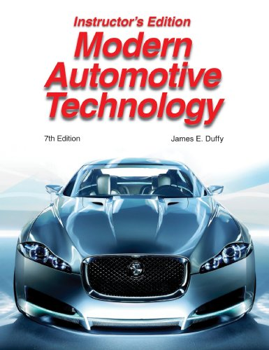 9781590709573: Modern Automotive Technology Instructor's Edition