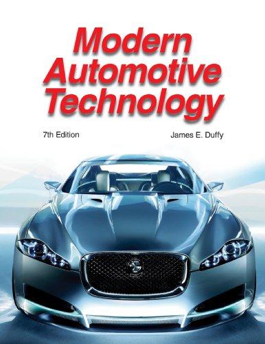 9781590709627: Modern Automotive Technology Bundle (Text and Shop Manual)