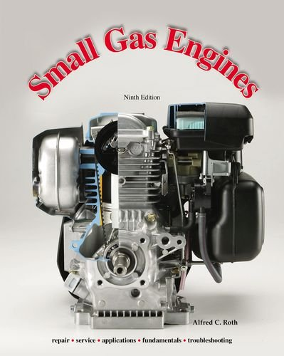 9781590709702: Small Gas Engines