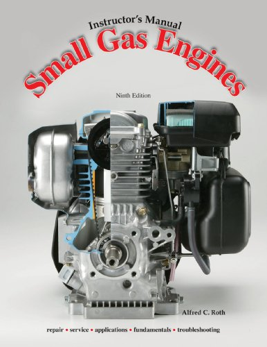 9781590709726: Small Gas Engines (Instructor's Manual)