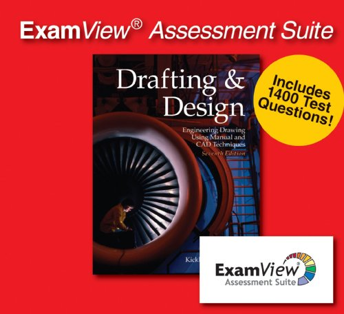 Drafting & Design, Examview Assessment Suite: Kicklighter, Clois E.; Brown, Walter C.