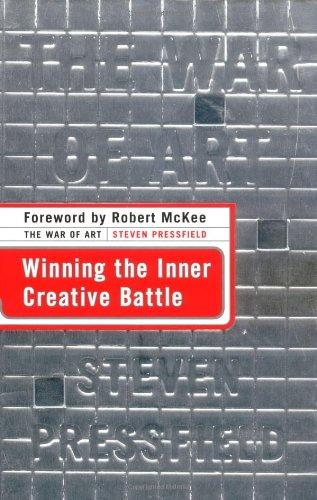 9781590710036: The War of Art: Winning the Inner Creative Battle