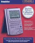 Merriam-Webster's Collegiate Dictionary: Franklin Electronic Publishers