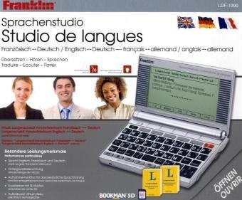 9781590744727: LDF-1990: Sprachenstudio Französisch<->Deutsch & Englisch<->Deutsch, Langenscheidt Handwörterbücher Französisch & Englisch