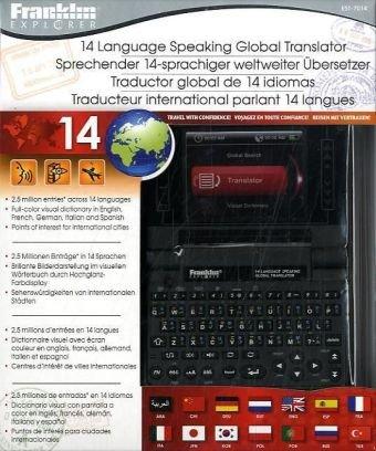 9781590745144: Speaking 14-Language Global Translator: EST-5014