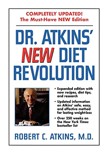 9781590770023: Dr. Atkins' New Diet Revolutionupdated