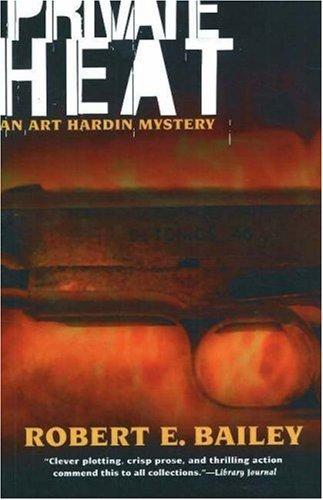 9781590771259: Private Heat: An Art Hardin Mystery (Art Hardin Mysteries)