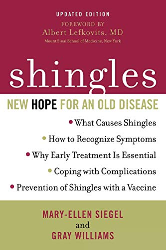 9781590771372: Shingles: New Hope for an Old Disease