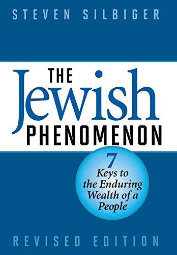 9781590771549: The Jewish Phenomenon: Seven Keys to the Enduring Wealth of a People