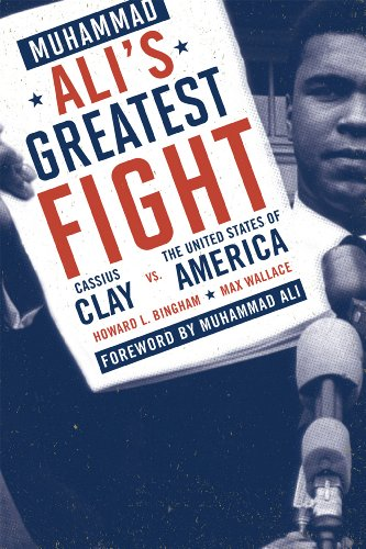 9781590772089: Muhammad Ali's Greatest Fight: Cassius Clay vs. the United States of America