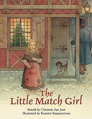 The Little Match Girl: Andersen, Hans Christian