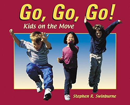 9781590780381: Go, Go, Go!: Kids on the Move