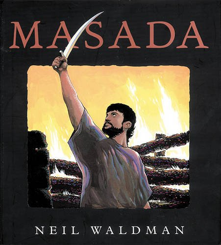 Masada (1590780639) by Neil Waldman