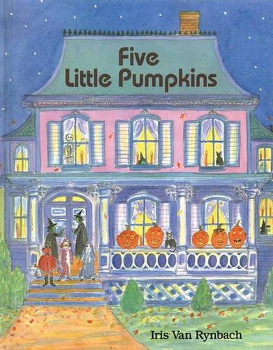 9781590780879: Five Little Pumpkins