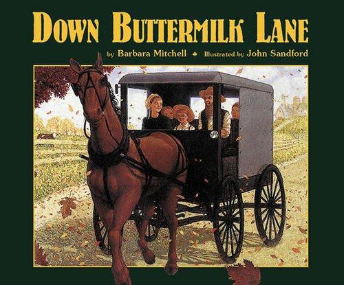 9781590780893: Down Buttermilk Lane