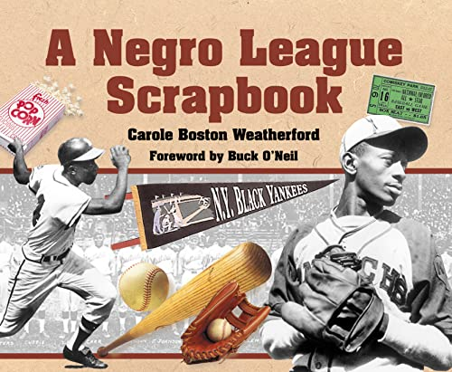 9781590780916: A Negro League Scrapbook