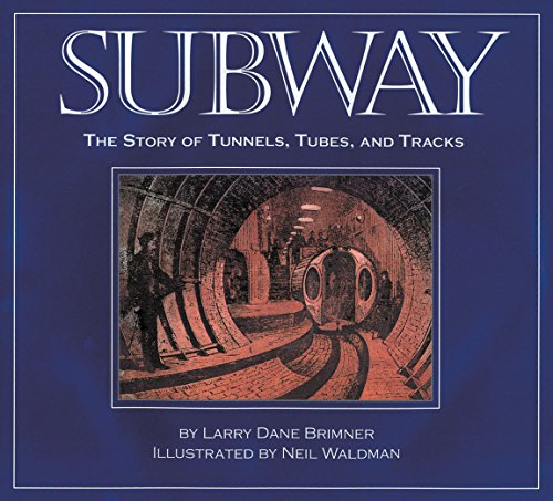 9781590781760: Subway: The Story of Tunnels, Tubes, and Tracks