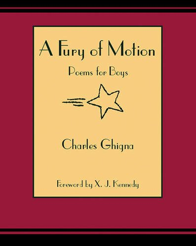 9781590781883: A Fury of Motion: Poems for Boys