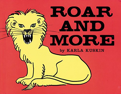 9781590782491: Roar and More