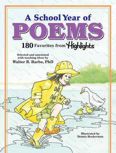 9781590783139: A School Year of Poems: 180 Favorites from Highlights