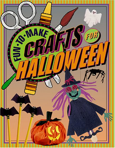 9781590783436: Fun-to-Make Crafts for Halloween