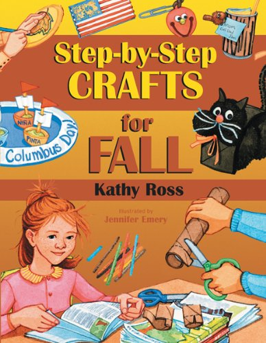 9781590783573: Step-by-Step Crafts for Fall
